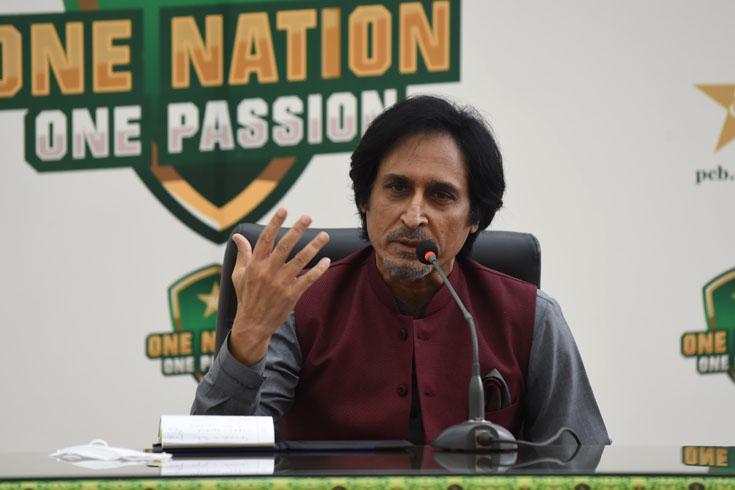 ভারতের টাকায় টিকে আছে পাকিস্তানের ক্রিকেট: রাজা