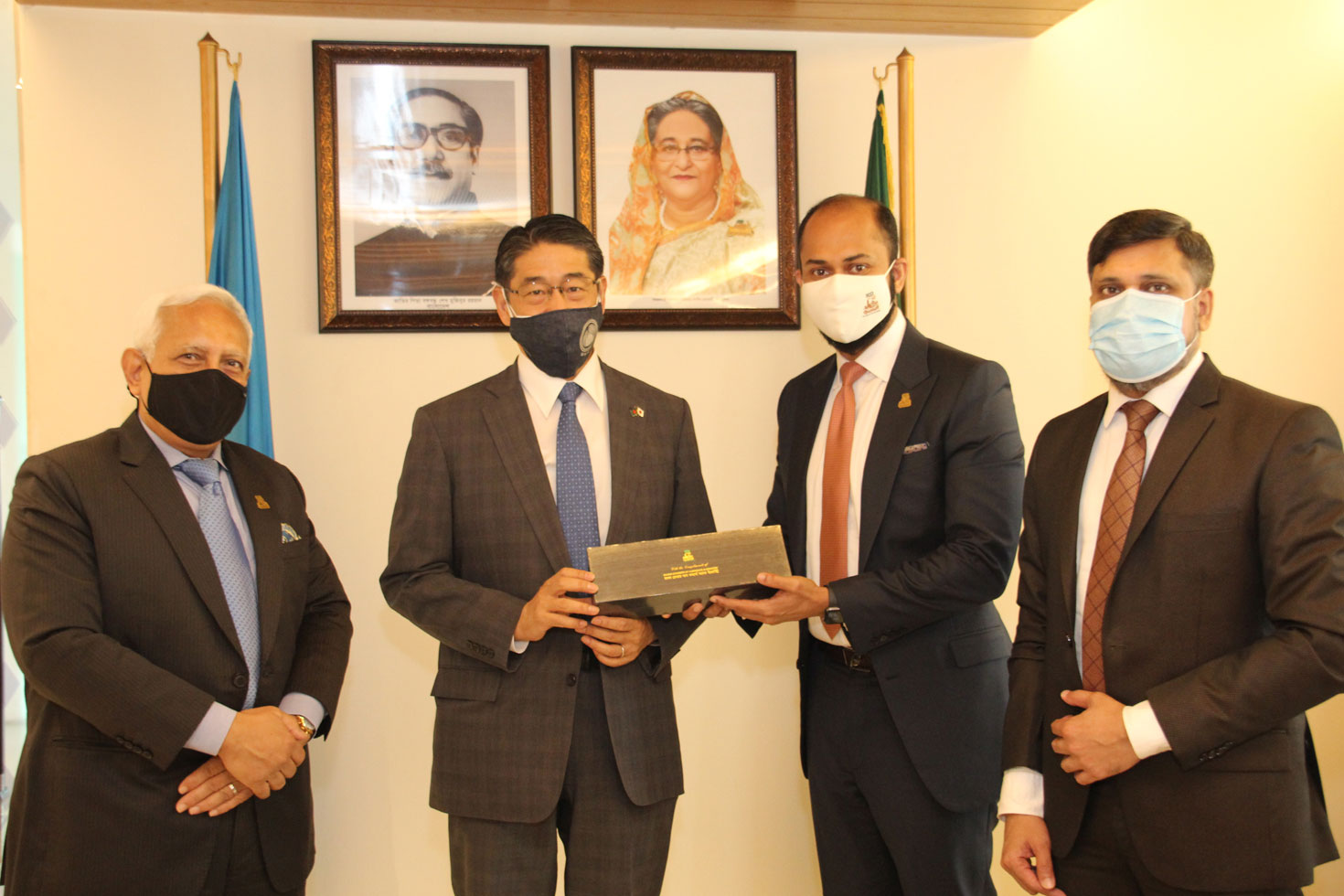 অটোমোবাইলে জাপানি বিনিয়োগ চেয়েছে 'ঢাকা চেম্বার'