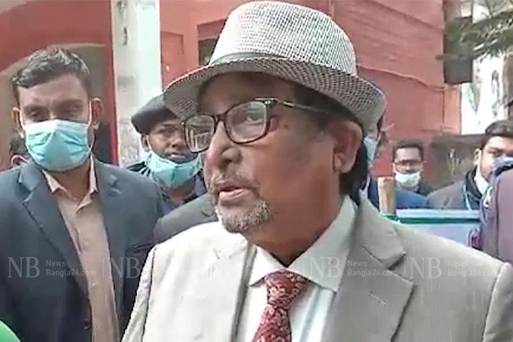 মাহবুব তালুকদার মানসিক রোগী: কাদের