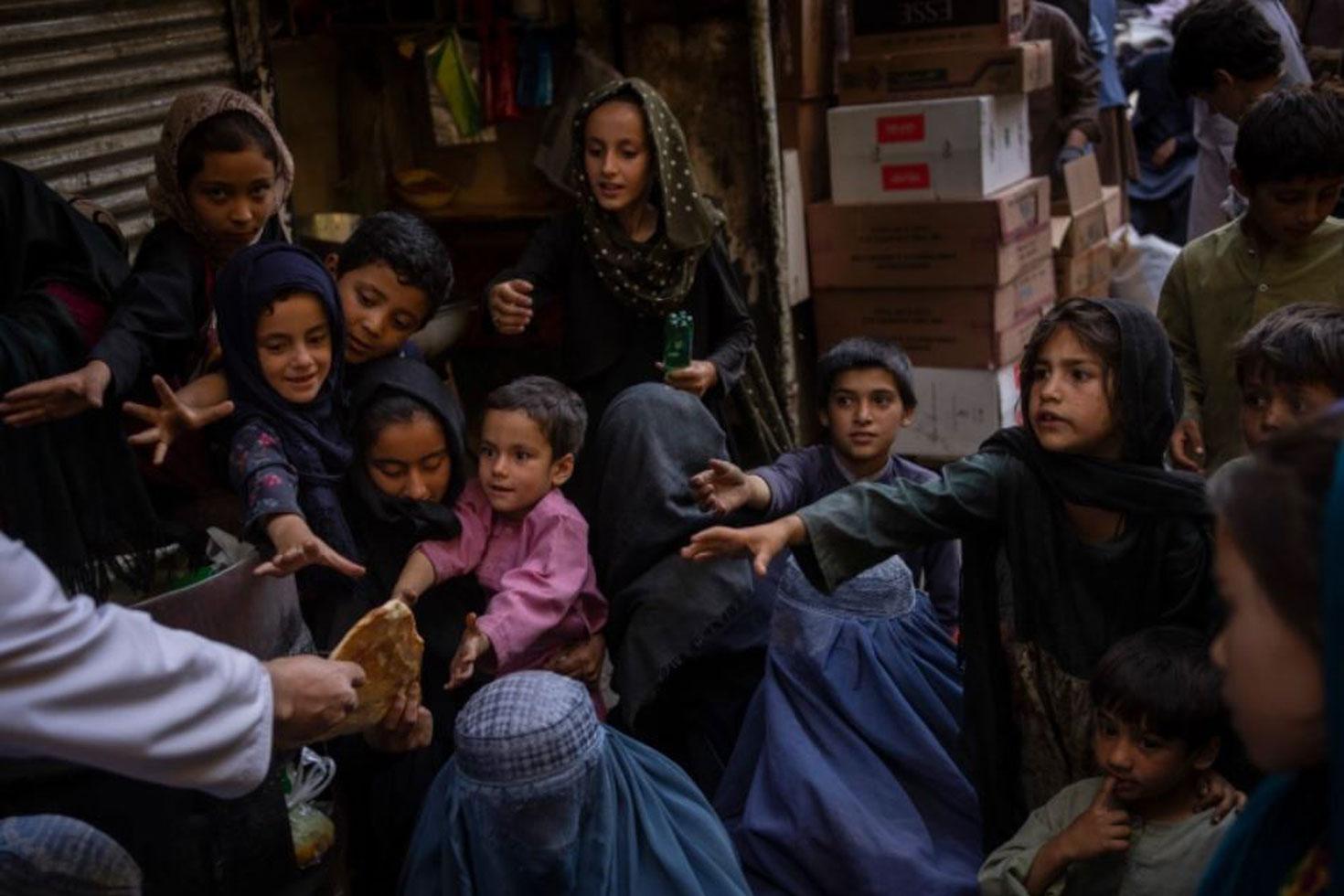 আফগানিস্তানকে ১০০ কোটি ইউরোর ত্রাণ দেবে ইইউ