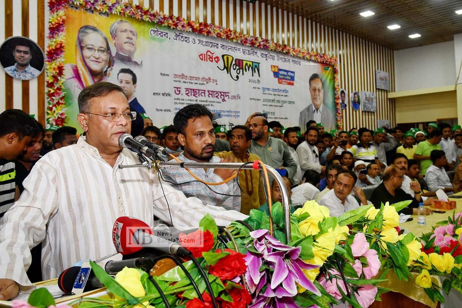 কুমিল্লার ঘটনা নিয়ে উসকানিতে বিএনপি-জামায়াত: তথ্যমন্ত্রী