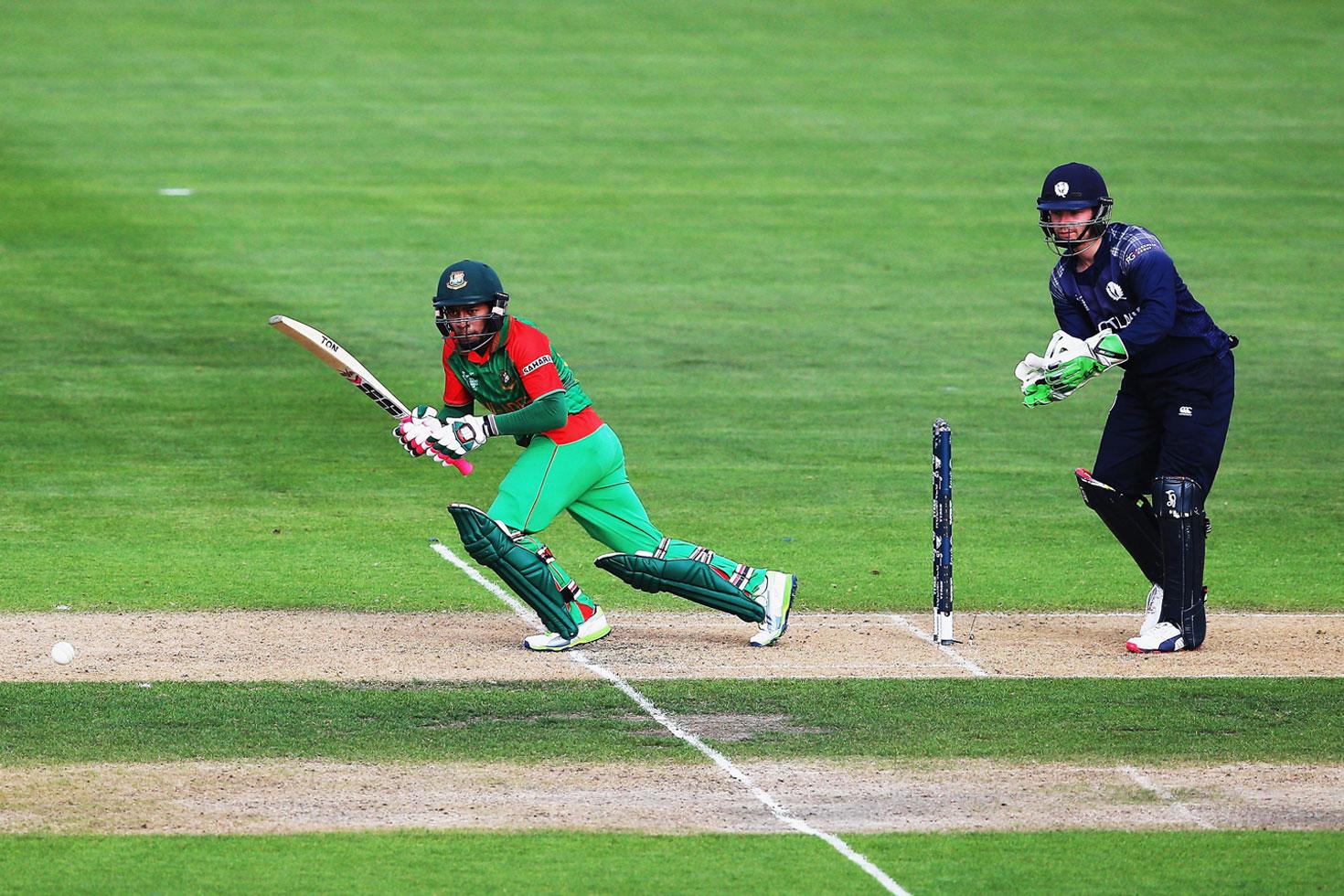 'ওমান, পাপুয়া নিউগিনির মতো দল' বাংলাদেশ