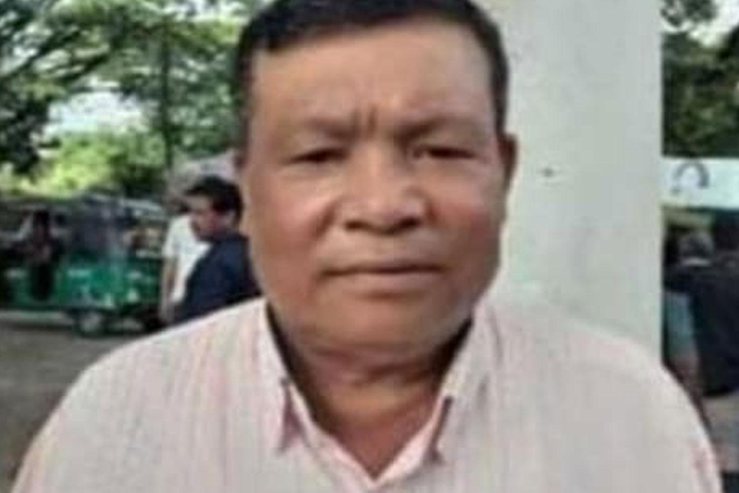নেথোয়াই মারমা হত্যায় পাহাড়ি আঞ্চলিক দল: এমপি দীপংকর