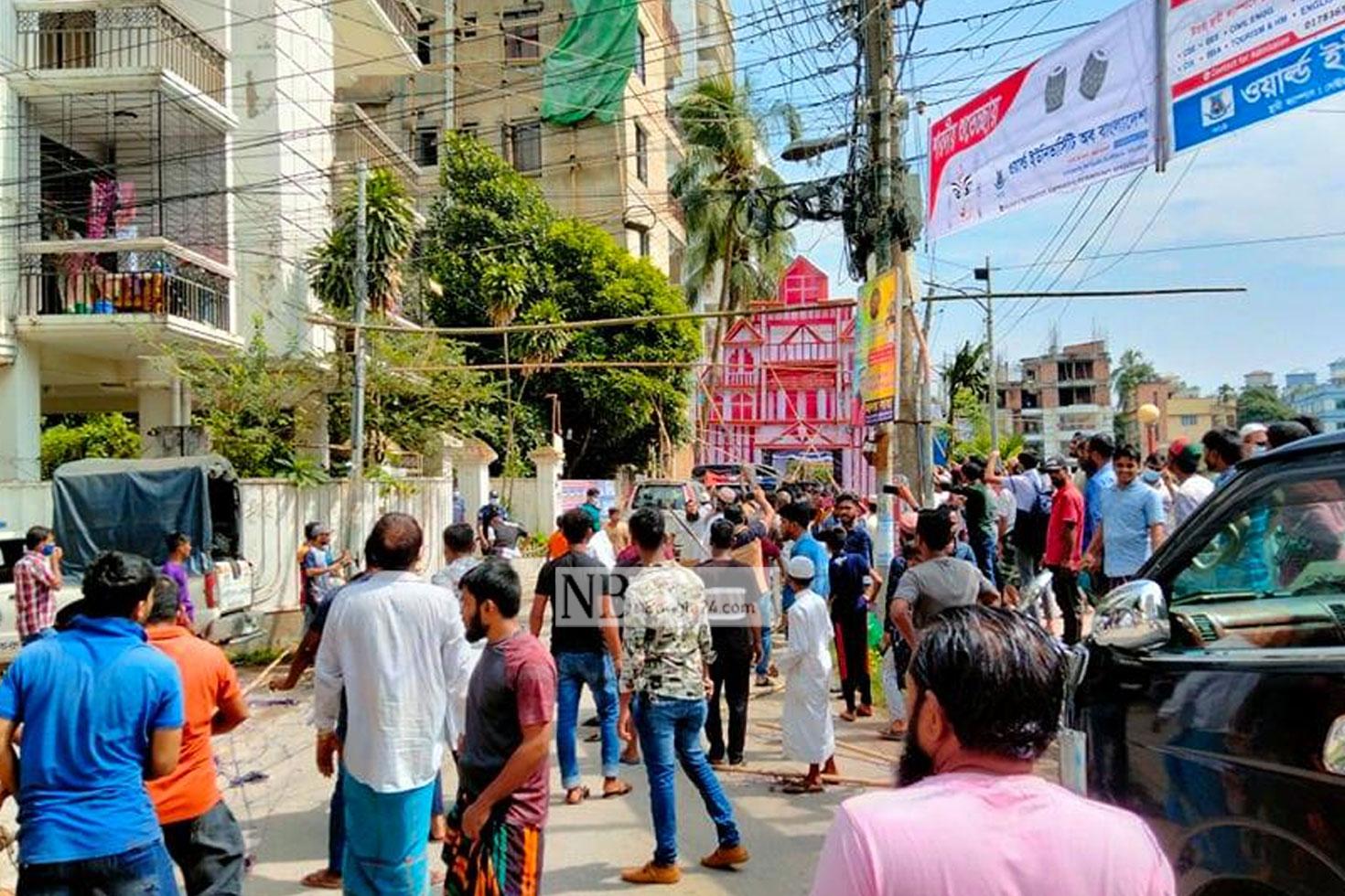 কুমিল্লায় সহিংসতা: নিখুঁত তদন্ত রিপোর্ট চাইলেন ডিসি