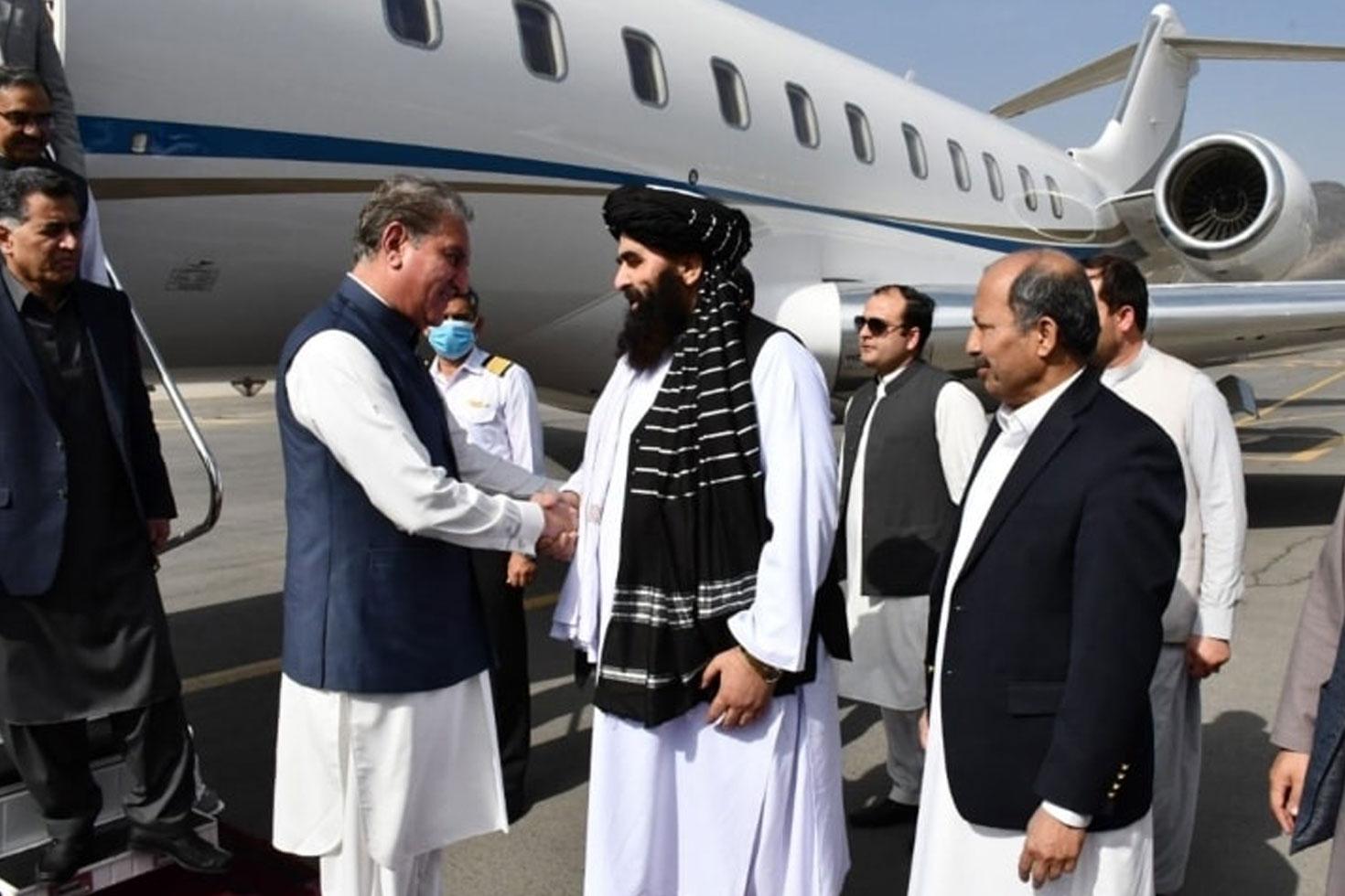 আফগানিস্তানকে ৫ বিলিয়ন রুপি দেবে পাকিস্তান