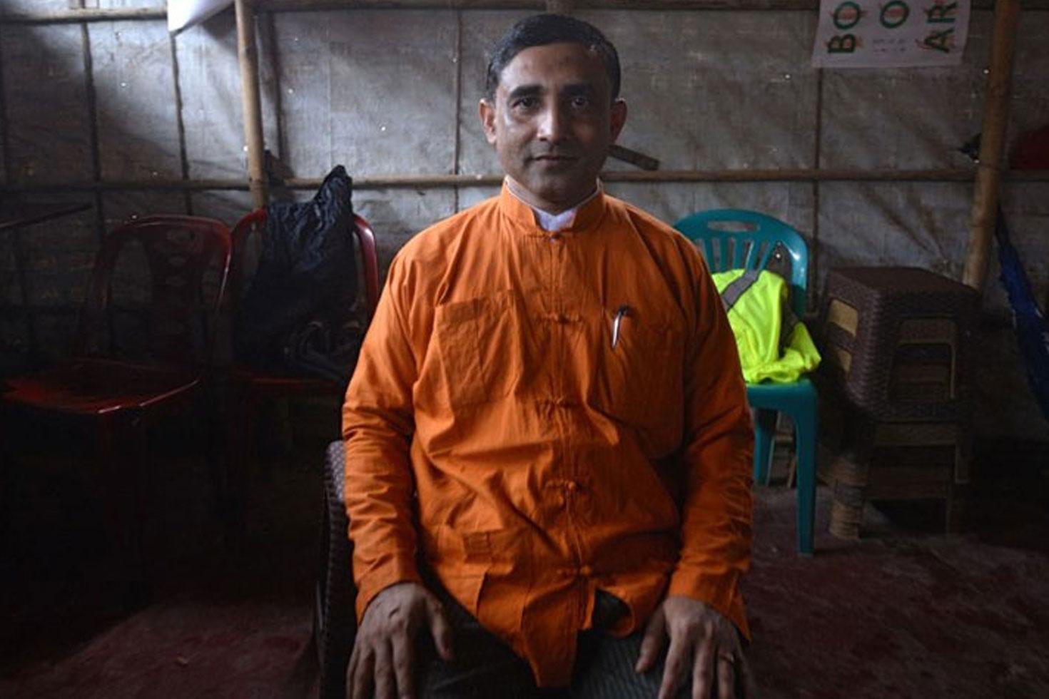 রোহিঙ্গা প্রত্যাবাসনে বাধা দিতে মুহিবুল্লাহ হত্যা: পুলিশ