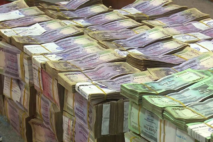চাঙা অর্থনীতি, রাজস্ব আদায়ে জোয়ার