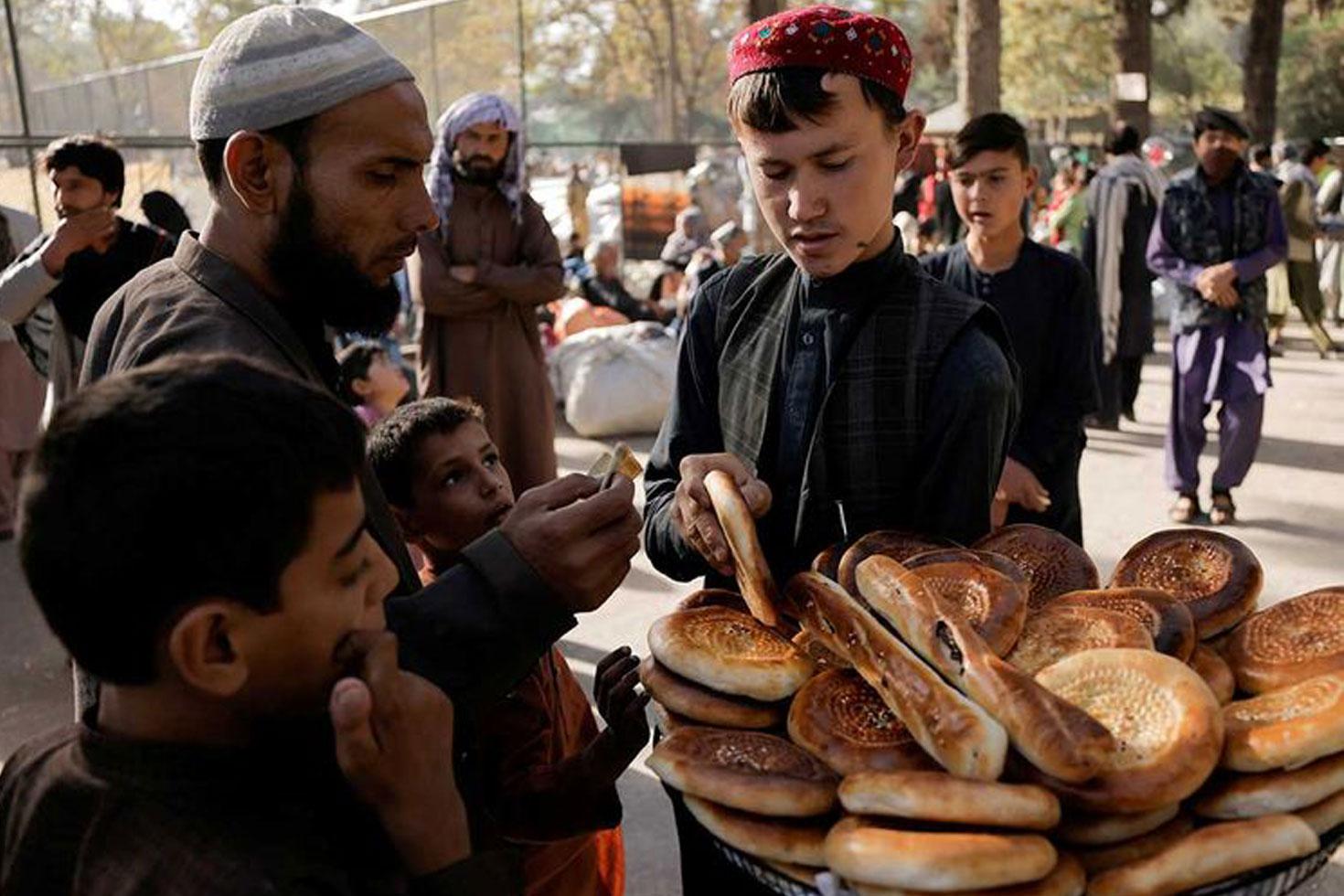শীতে অর্ধেক আফগান চরম খাদ্যসংকটে ভুগবে: জাতিসংঘ