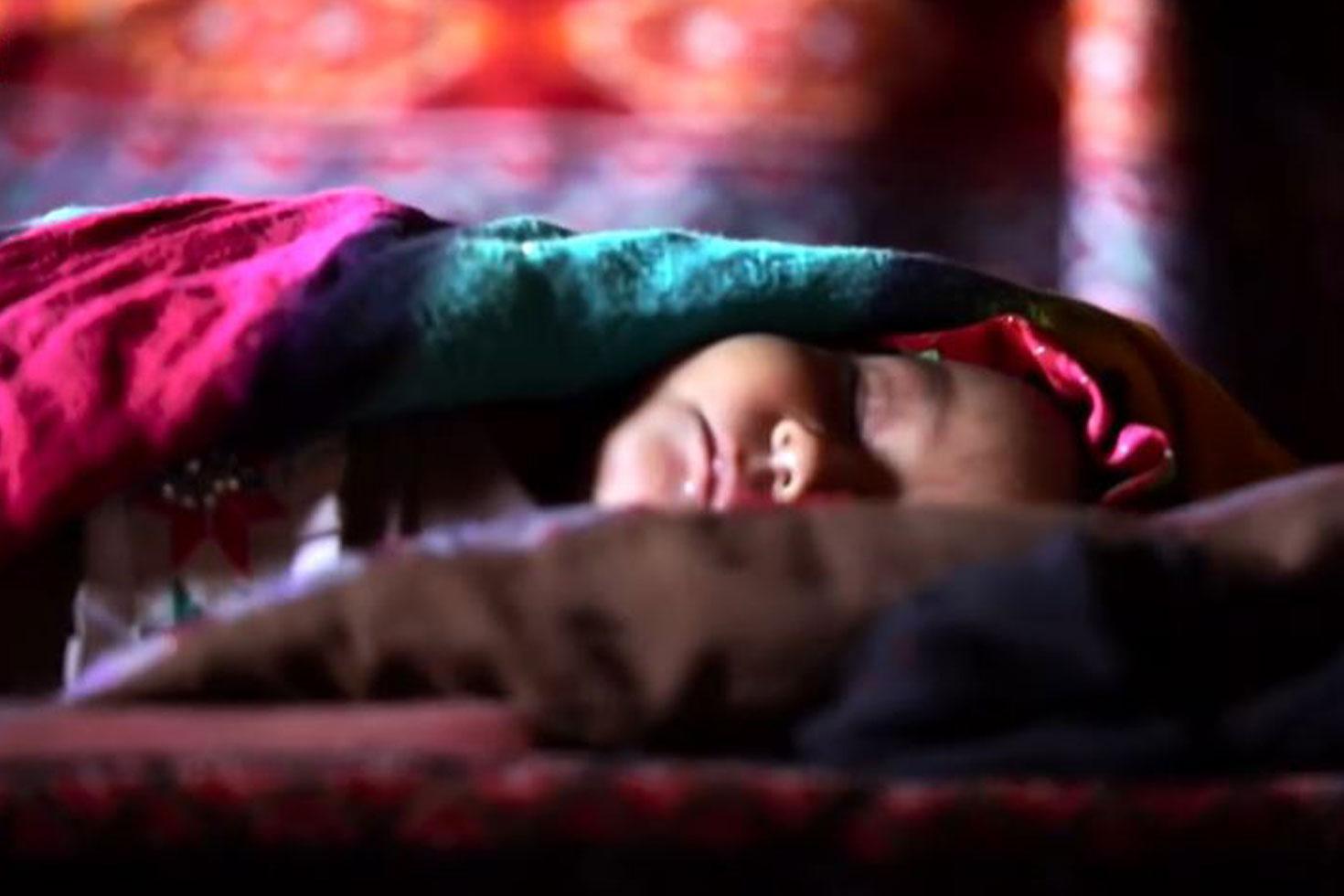 ৫০০ ডলারে বিক্রি হলো আফগান কন্যাশিশুটি